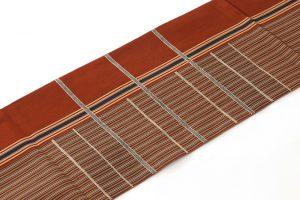 龍村平蔵製 袋帯「弥左衛門間道」のサブ1画像