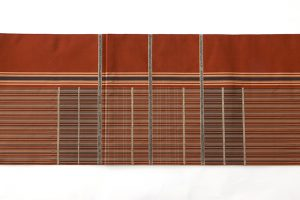 龍村平蔵製 袋帯「弥左衛門間道」のサブ3画像