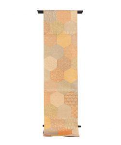 山口伊太郎 袋帯「万寿名物裂集文」のメイン画像