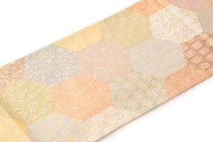 山口伊太郎 袋帯「万寿名物裂集文」のサブ1画像