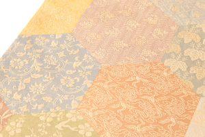山口伊太郎 袋帯「万寿名物裂集文」のサブ2画像