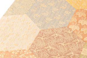 山口伊太郎 袋帯「万寿名物裂集文」のサブ3画像
