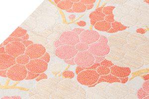桝屋高尾製 袋帯 錜金綴錦「紅白梅図」のサブ2画像