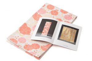 桝屋高尾製 袋帯 錜金綴錦「紅白梅図」のサブ4画像