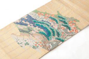 川島織物謹製 本金箔袋帯のサブ1画像