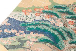 川島織物謹製 本金箔袋帯のサブ2画像