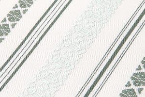 人間国宝 小川善三郎作 献上博多織 八寸帯のサブ3画像