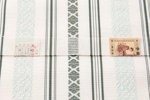 人間国宝 小川善三郎作 献上博多織 八寸帯のサブ4画像