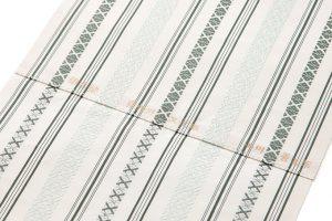 人間国宝 小川善三郎作 献上博多織 八寸帯のサブ5画像