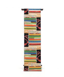 龍村美術織物謹製 袋帯「王朝華映錦」のメイン画像
