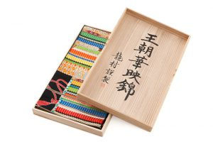 龍村美術織物謹製 袋帯「王朝華映錦」のサブ4画像