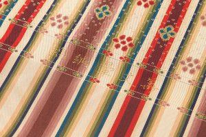 龍村平蔵製丸帯「華文暈絢錦」のサブ3画像