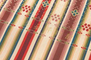 龍村平蔵製丸帯「華文暈絢錦」のサブ4画像