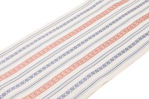 人間国宝 小川善三郎作 献上博多織 八寸帯のサブ1画像