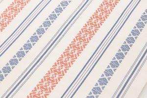 人間国宝 小川善三郎作 献上博多織 八寸帯のサブ2画像