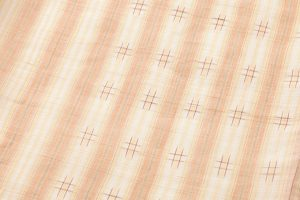 大仲毬子作  八重山上布 着物のサブ3画像