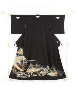 東京染繍大彦謹製 留袖のメイン画像