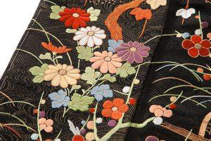 手刺繍 留袖のサブ3画像