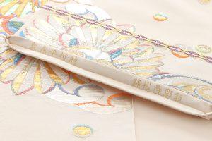 龍村平蔵製 袋帯「彩彫寿松錦」のサブ4画像