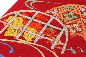 龍村平蔵製 夏袋帯「光悦加茂川」のサブ2画像