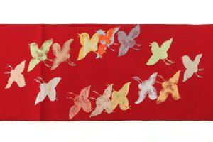 龍村平蔵製 夏袋帯「光悦加茂川」のサブ3画像