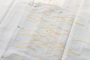 福田喜重作 刺繍道行コートのサブ2画像