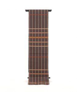龍村平蔵製 袋帯「名物吉野間道」のメイン画像