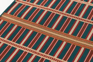 龍村平蔵製 袋帯「名物吉野間道」のサブ2画像