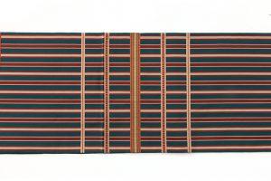 龍村平蔵製 袋帯「名物吉野間道」のサブ3画像