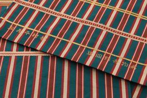 龍村平蔵製 袋帯「名物吉野間道」のサブ4画像