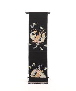 龍村平蔵製 袋帯「天平鳳樹錦」のメイン画像