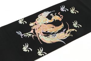 龍村平蔵製 袋帯「天平鳳樹錦」のサブ1画像
