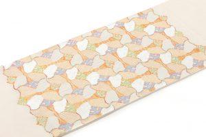 龍村平蔵製 袋帯「宮嶋格子錦」のサブ1画像