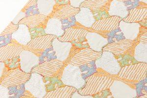 龍村平蔵製 袋帯「宮嶋格子錦」のサブ2画像