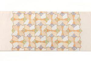 龍村平蔵製 袋帯「宮嶋格子錦」のサブ3画像