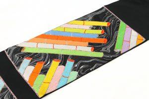 龍村平蔵製 袋帯「慶長筏」のサブ1画像