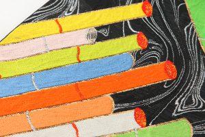 龍村平蔵製 袋帯「慶長筏」のサブ2画像