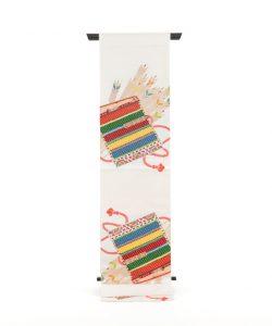 龍村美術織物謹製 袋帯「栄華清澄錦」のメイン画像