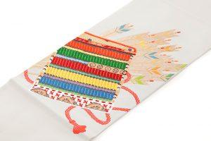 龍村美術織物謹製 袋帯「栄華清澄錦」のサブ1画像