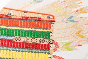 龍村美術織物謹製 袋帯「栄華清澄錦」のサブ2画像