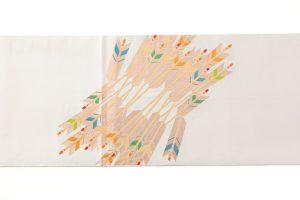 龍村美術織物謹製 袋帯「栄華清澄錦」のサブ3画像