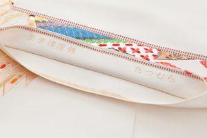 龍村美術織物謹製 袋帯「栄華清澄錦」のサブ4画像