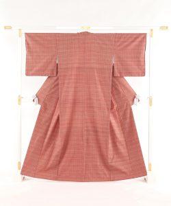 人間国宝 志村ふくみ作 紬着物「幼き日の想い出」のメイン画像