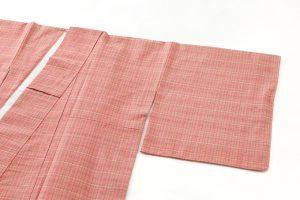 人間国宝 志村ふくみ作 紬着物「幼き日の想い出」のサブ1画像