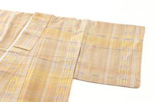 志村洋子作 紬着物「弓張月」のサブ1画像