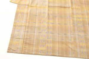 志村洋子作 紬着物「弓張月」のサブ2画像