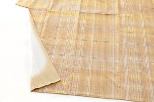 志村洋子作 紬着物「弓張月」のサブ3画像
