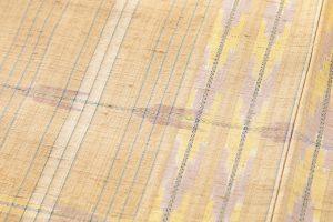 志村洋子作 紬着物「弓張月」のサブ4画像