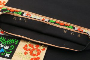 龍村製 袋帯 のサブ4画像