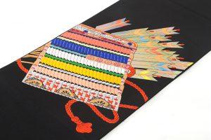 龍村謹製 袋帯「澄清華栄」のサブ1画像